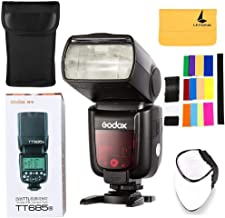 Godox TT685N 2.4GHz High Speed 1/8000s GN60 TTL Camera Flash Compatible for Nikon Cameras I-TTL II Autoflash