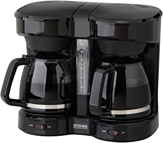 Best kitchen selectives dual coffee maker Reviews