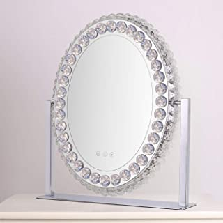 Best foldable lighted makeup mirror Reviews