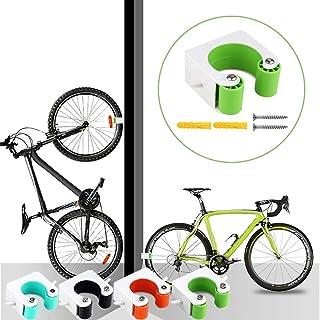 comprar comparacion OUHZNUX 2PC Gancho De Montaje En Pared Para Bicicleta, Hebilla De Estacionamiento Para Bicicleta De Carretera, Montaje En ...