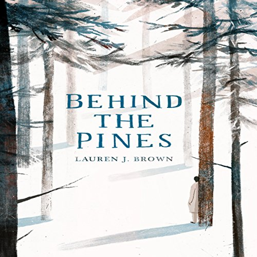 Behind the Pines audiobook cover art