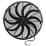 Zirgo 10220 16' 3630 fCFM Ultra High Performance Radiator Cooling Fan