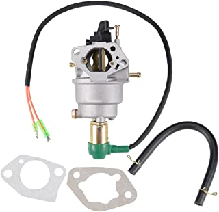 uxcell New Carburetor Carb for Harbor Freight Predator Generator 420CC 13HP 69671 68530 68525 8750W w Gaskets Fuel Filter