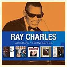 RAY CHARLES - Original album series (5 CD)
