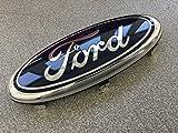 2108761 Fregio stemma anteriore logo emblema originale Ford...