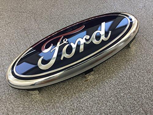 2108761Original Logoplakette Ford für vorne, 110x 45 mm