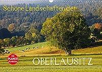 Schoene Landschaften der Oberlausitz (Wandkalender 2022 DIN A3 quer): Farbige Fotografien von Oberlausitzer Landschaften (Geburtstagskalender, 14 Seiten )