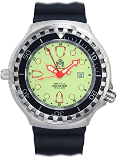 Tauchmeister Automatic GMT diver watch - sapphire glass T0276