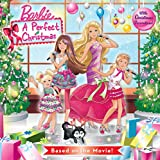 A Perfect Christmas [With Christmas Decoration Punch-Outs] (Barbie)