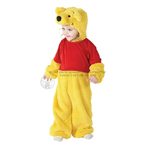 7df2314acebc Rubie s Official Toddler Winnie the Pooh Fancy Dress Disney Childs Book  Character Costume Outfit Toddler Ages
