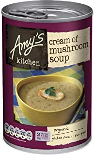 Amy's Kitchen - Cream of Mushroom Soup - 400g