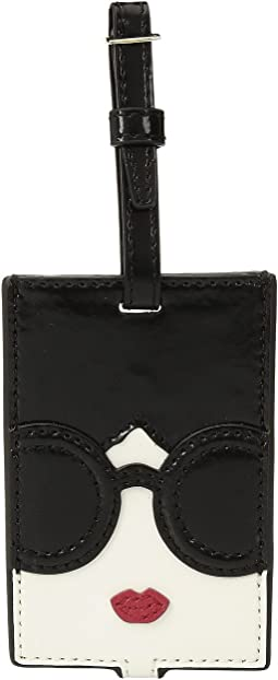 Alice + Olivia - Bibi Stace Face Luggage Tag
