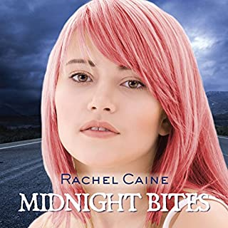 Midnight Bites: Stories of the Morganville Vampires audiobook cover art