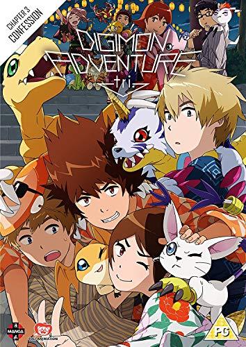 Digimon Adventure Tri The Movie Part 3 DVD [Edizione: Regno Unito] [Import]