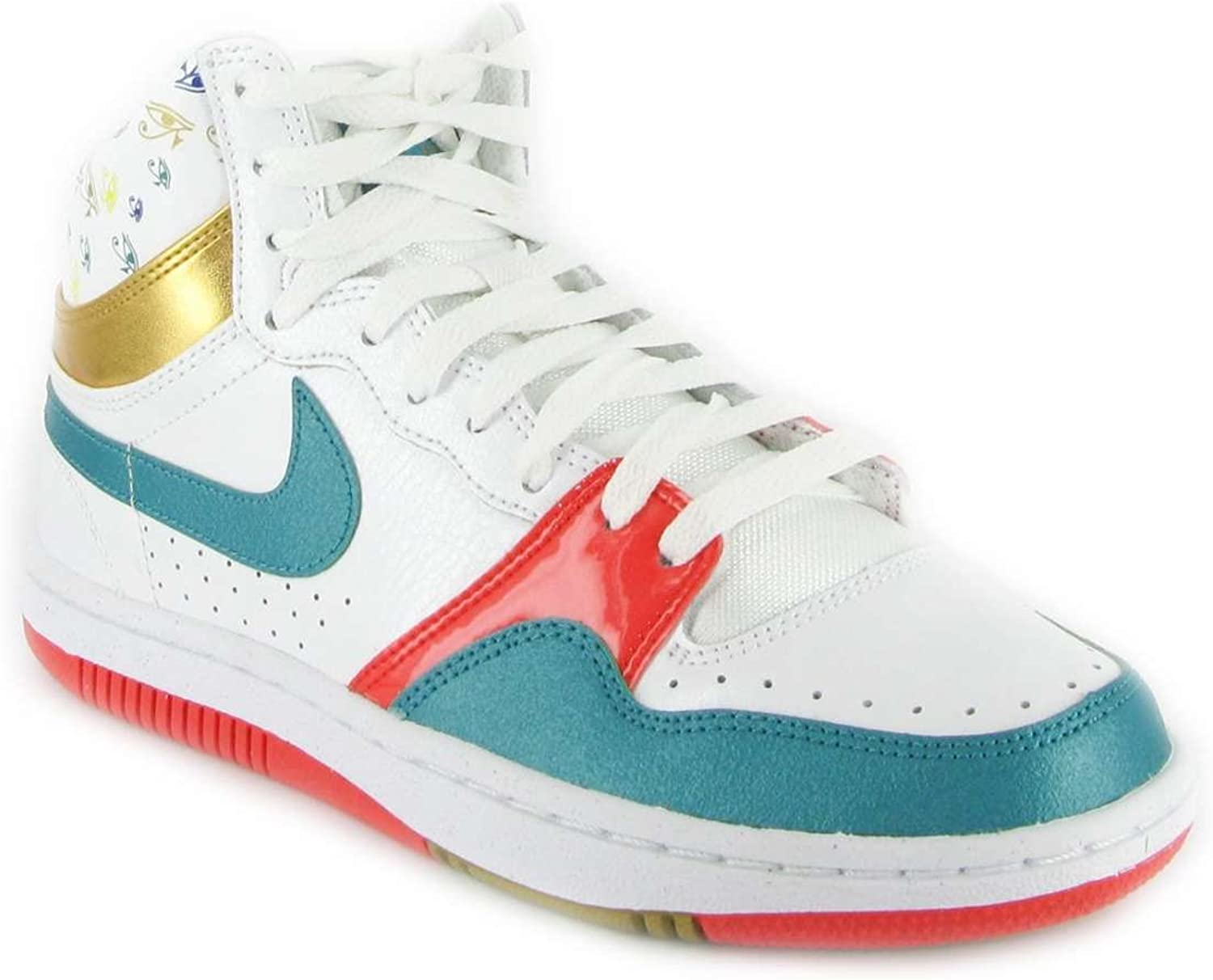 Nike WMNS Court Court Court Force HIGH, Damen Turnschuhe Weiß weiß 16  8a834c