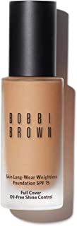 Bobbi Brown Skin Long-Wear Weightless Foundation Broad Spectrum SPF 15 - Warm Sand (2.5) - 1 fl oz/30 ml