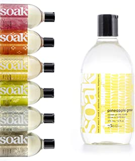 Soak S07-6P 12oz-Pineapple Grove, 12 Fl Oz