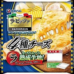 [冷蔵] 伊藤ハム もっちり熟成生地 ラ?ピッツァ クアトロチーズ1枚入り