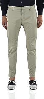 Dsquared2 Pantalone Beige con Tasconi Uomo Beige Nuovo