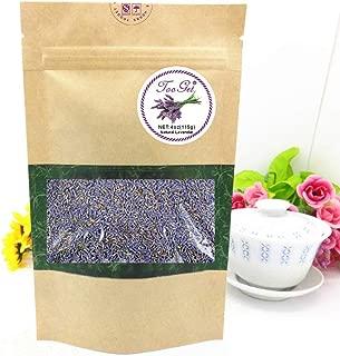 TooGet Natural Lavender Flowers Premium Grade Dried Lavender Buds Perfect For Tea, Sachets, Baking, Lemonade, Baths, Fresh Fragrance - 4 OZ