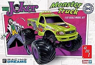 AMT 1:32 Scale Snap Joker Monster Truck Model Kit