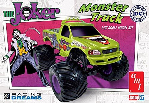 AMT Echelle 1 : 32 modèle Joker à Monster Truck Kit