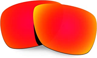 Hkuco Mens Replacement Lenses For Oakley Inmate Sunglasses