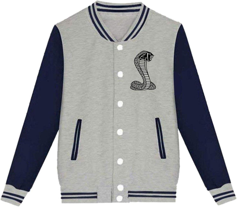 Shelby Cobra Teen Gifts Boys Girls Jac Fleece Uniform Hipster store Baseball
