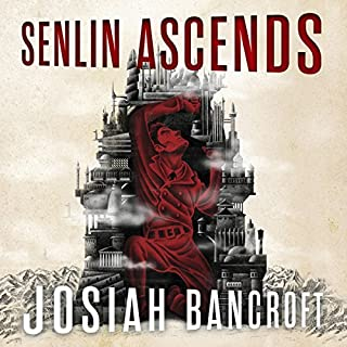 Senlin Ascends     The Books of Babel, Book 1              De :                                                                                                                                 Josiah Bancroft                               Lu par :                                                                                                                                 John Banks                      Durée : 14 h et 14 min     Pas de notations     Global 0,0