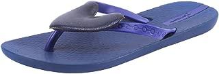 Ipanema Women's Blue Purple PVC Flip Flops - 4 UK