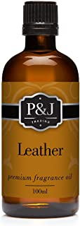 Leather Fragrance Oil - Premium Grade Scented Oil - 100ml