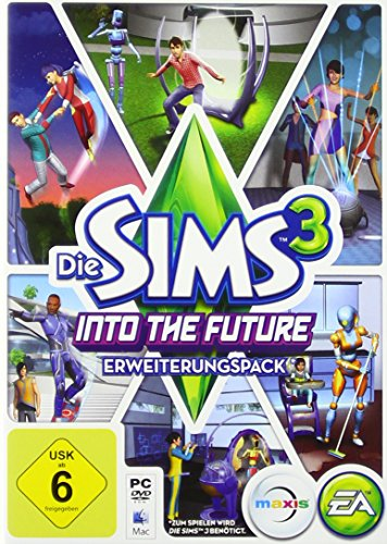 Die Sims 3 - Into the Future (PC+Mac)