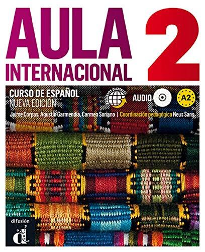 Aula internacional. Libro del alumno. Per le Scuole superiori. Con CD Audio. Con espansione online (Vol. 2): Libro del alumno + ejercicios + CD 2 (A2)