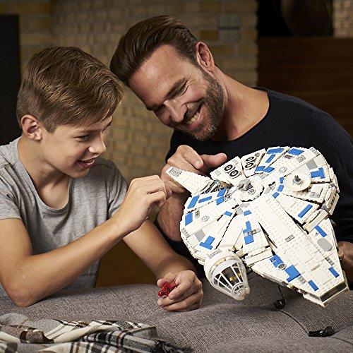 Vaisseau Faucon Millennium Raid de Kessel LEGO Star Wars 75212 - 1414 Pièces - 1