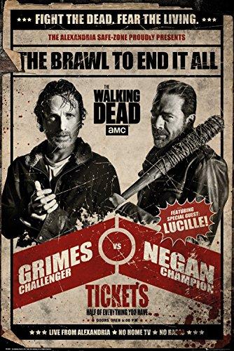 GB Eye LTD, The Walking Dead, Lucha, Maxi Poster