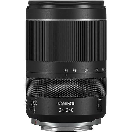 CANON Lens RF24-240mm F4-6.3 is USM (Renewed)
