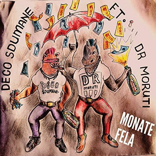 Deco Sdumane feat. Dr Moruti