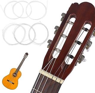 Klassieke Gitaar Snaren, Gitaar Snaarinstrument Accessoires voor Klassieke Gitaar(Transparant)