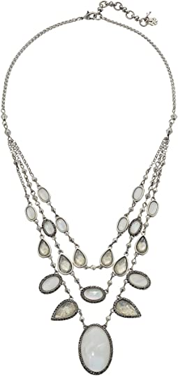 Lucky Brand - Multi Set Stone Collar Necklace