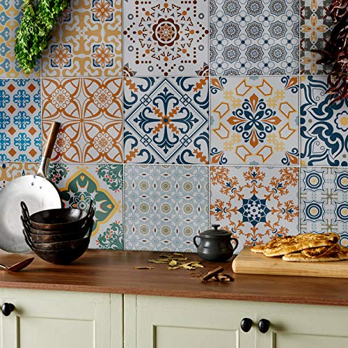 Vinilo Bano Marca Tile Style Decals