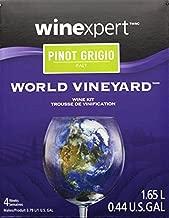 Italian Pinot Grigio One Gallon Wine Ingredient Kit by winexpert