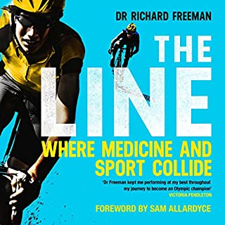 The Line                   By:                                                                                                                                 Dr Richard Freeman                               Narrated by:                                                                                                                                 Richard Burnip                      Length: 8 hrs and 27 mins     29 ratings     Overall 4.4