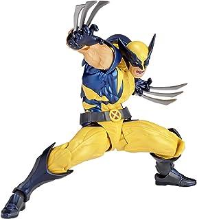 figure complex AMAZING YAMAGUCHI Wolverine ウルヴァリン 約155mm ABS&PVC製 塗装済みアクションフィギュア リボルテック