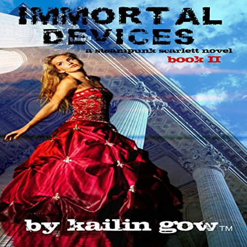 Immortal Devices audiobook cover art
