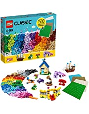 LEGO Classic Bricks Bricks Plates for age 4+ years old 11717