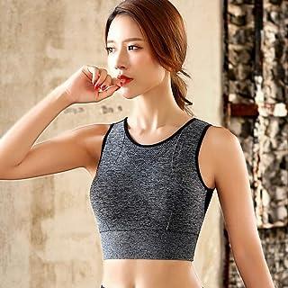 OneChange Fashion Female Body Sculpting Slimming Underwear Seamless Bra Sports Bra Sports Bra Tops Sexy Female Fitness Pus...