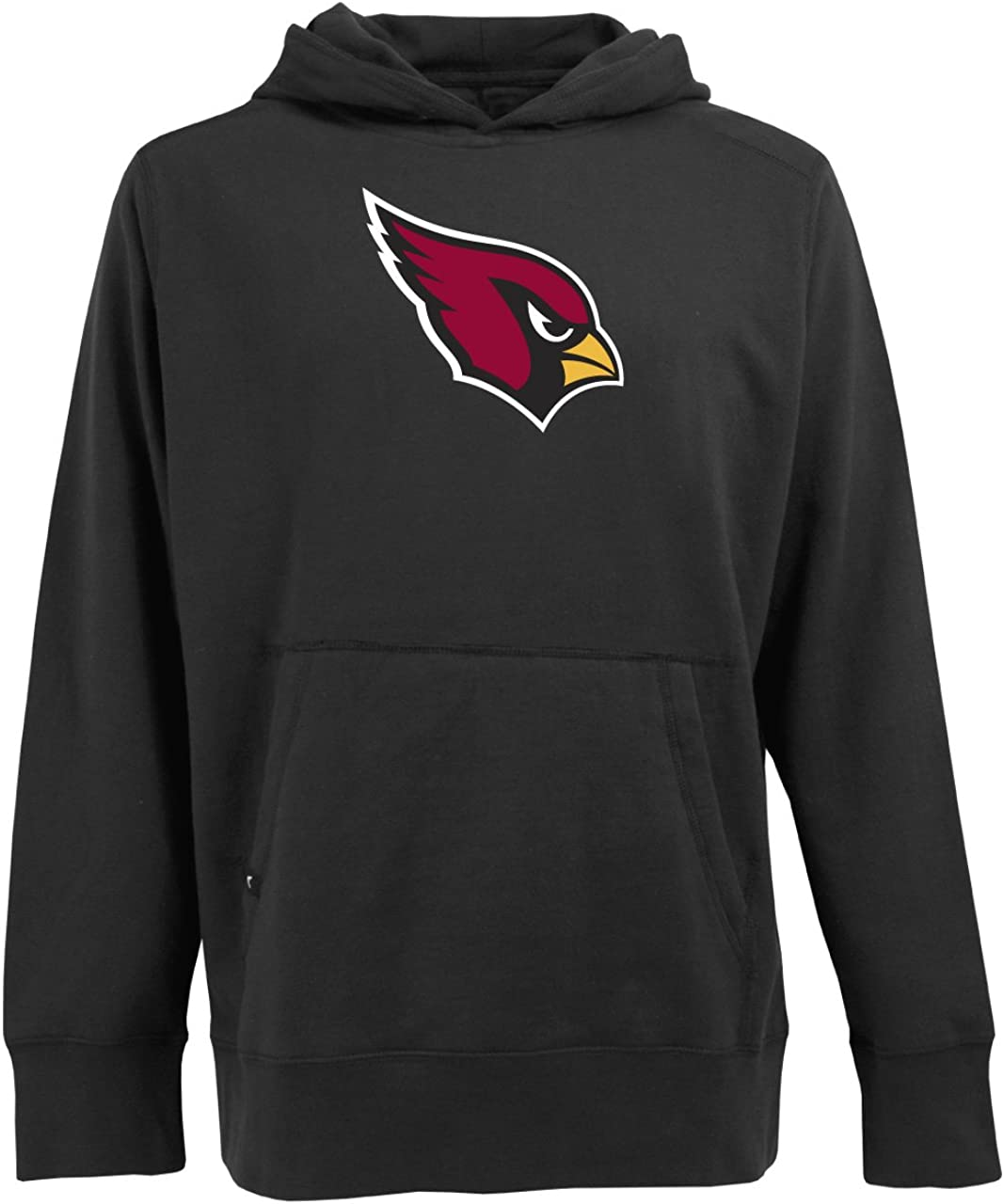 NFL Popular product Men's Arizona Cardinals Easy-to-use Hooded Signature Sweatshirt