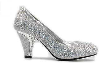 Best silver gem shoes Reviews