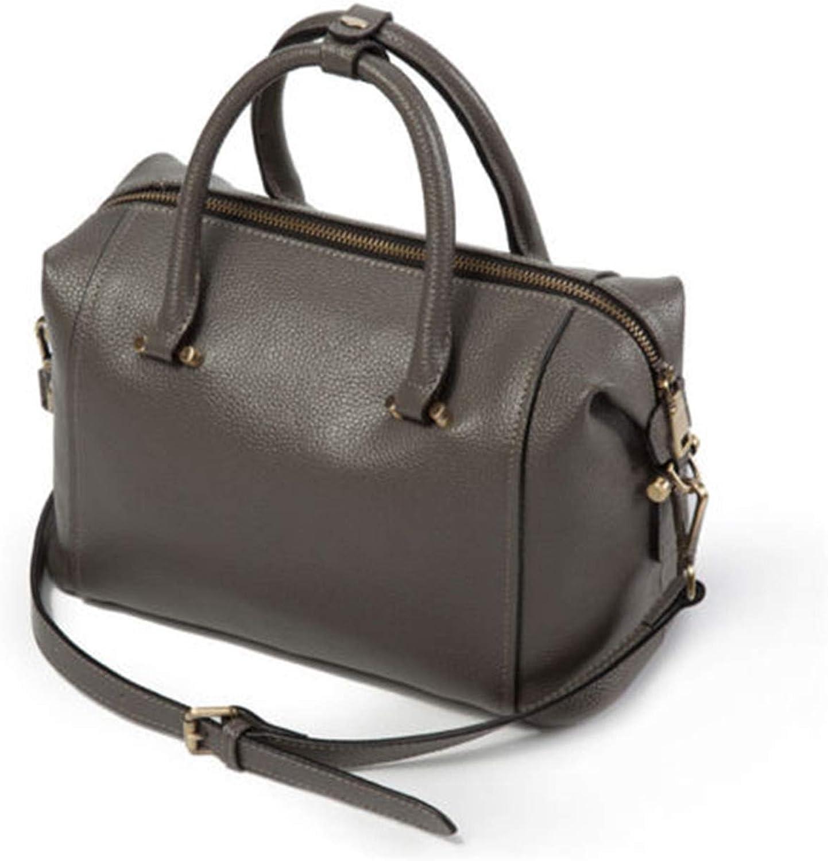 Women Fashion Genuine Leather Handbag Shoulder Bag Messenger Satchel Bag