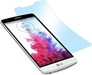 """doupi ultraljud skyddsfolie för LG G2 (5,2 tum) Crystal Super Clear högglans glänsande slät skärm skydd folie LG G3 ( 5.5""""..."""
